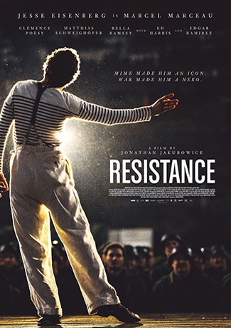 Resistance (2020) by The Critical Movie Critics