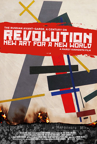 Revolution: New Art for a New World (2016) by The Critical Movie Critics