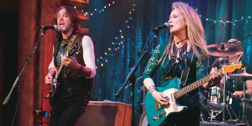 Movie Review:  Ricki and the Flash (2015)