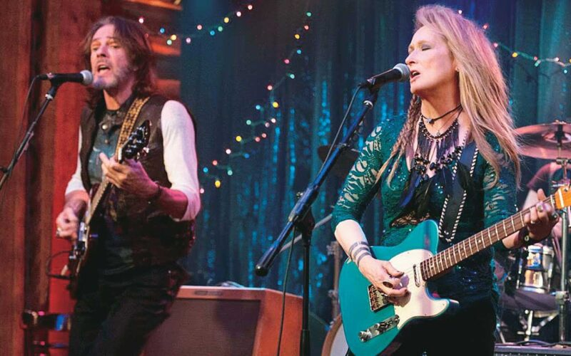 Ricki and the Flash (2015) by The Critical Movie Critics