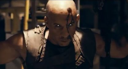 Movie Trailer:  Riddick (2013)