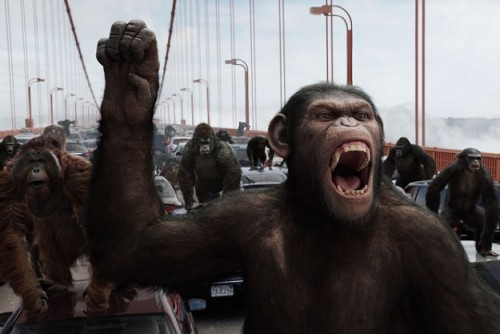 Movie Review: Rise of the Planet of the Apes (2011)