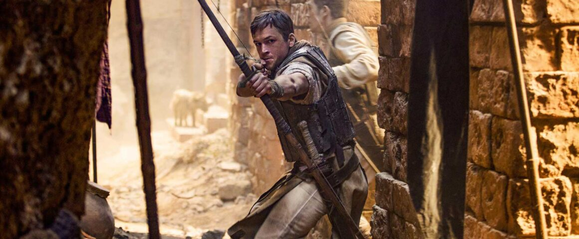 Robin Hood (2018) by The Critical Movie Critics
