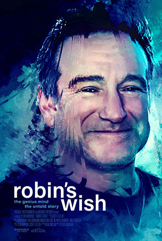 Robin's Wish (2020) by The Critical Movie Critics