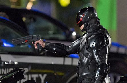 Movie Trailer:  RoboCop (2014)