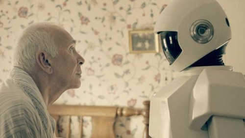 Movie Review: Robot & Frank (2012)