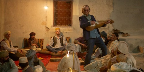Movie Review:  Rock the Kasbah (2015)