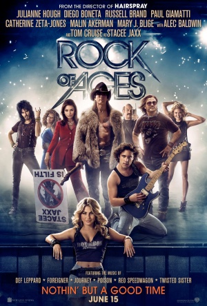 Rock of Ages (2012) by The Critical Movie Critics