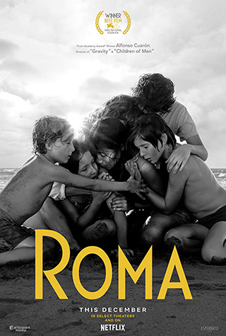 Roma (2018) by The Critical Movie Critics