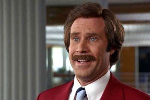 Ron Burgundy – Top 10 Movie Morons