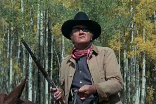 Rooster Cogburn – Top 10 Ominous Oldsters