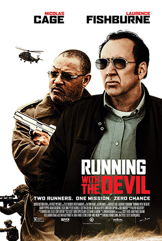 Running with the Devil (2019) by The Critical Movie Critics