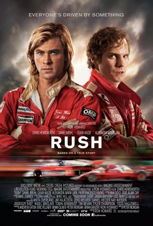 Rush (2013) by The Critical Movie Critics