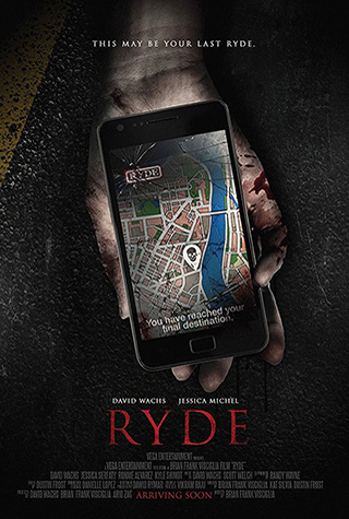 Ryde (2016) by The Critical Movie Critics
