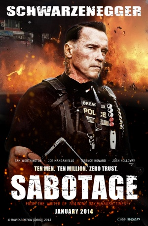 Sabotage (2014) by The Critical Movie Critics