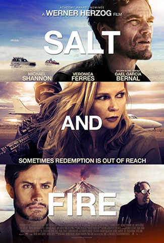 Salt and Fire (2016) by The Critical Movie Critics
