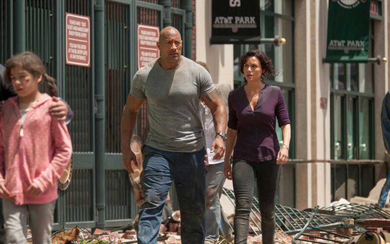 San Andreas (2015) by The Critical Movie Critics