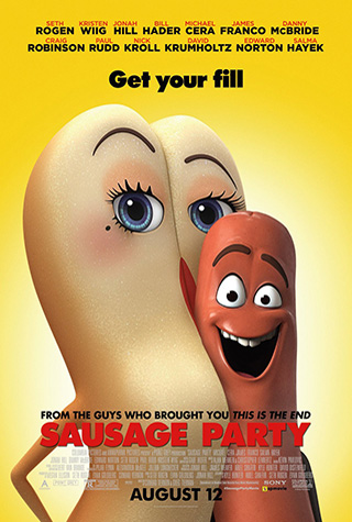 Sausage Party (2016) by The Critical Movie Critics