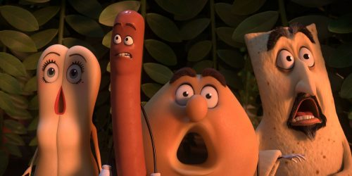 Movie Review: Sausage Party (2016)