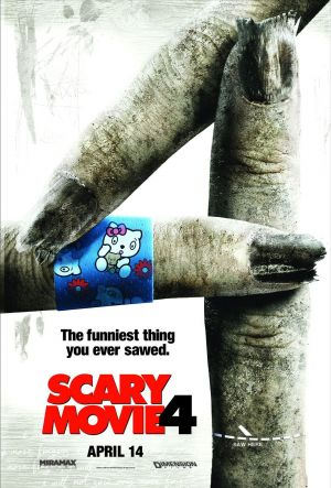 Scary Movie 4 (2006) by The Critical Movie Critics