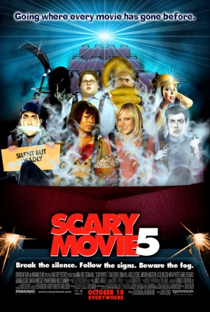 Scary Movie 5 (2013) by The Critical Movie Critics