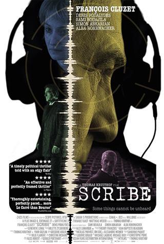 Scribe (2016) by The Critical Movie Critics