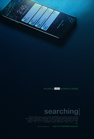 Searching (2018) by The Critical Movie Critics
