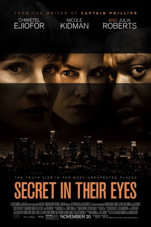 Secret in Their Eyes (2015) by The Critical Movie Critics