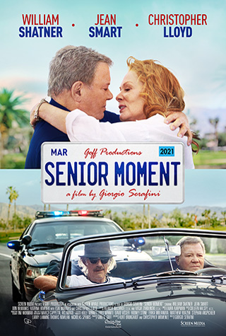 Senior Moment (2021) by The Critical Movie Critics