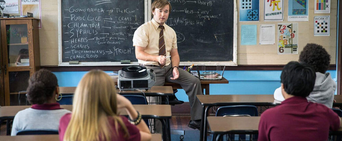 Sex Ed (2014) by The Critical Movie Critics