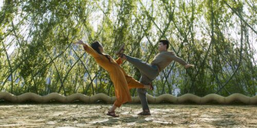 Movie Review:  Shang-Chi and the Legend of the Ten Rings (2021)