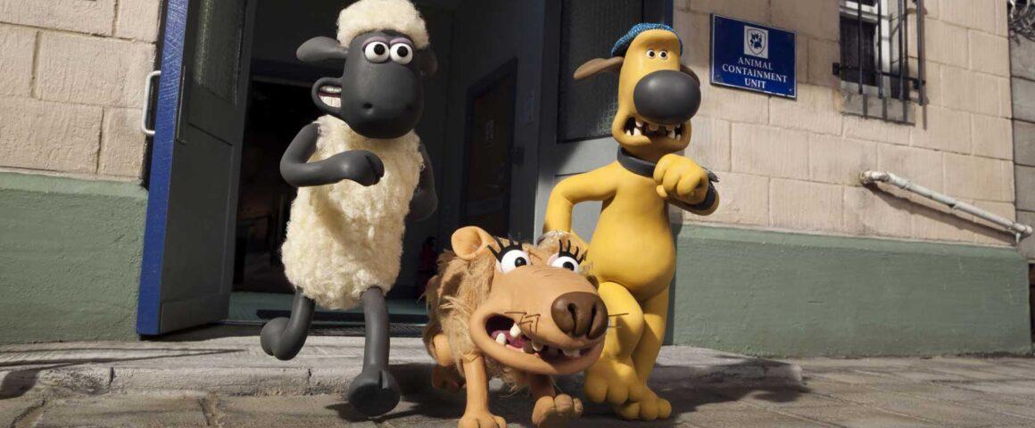 Shaun the Sheep (2015) by The Critical Movie Critics