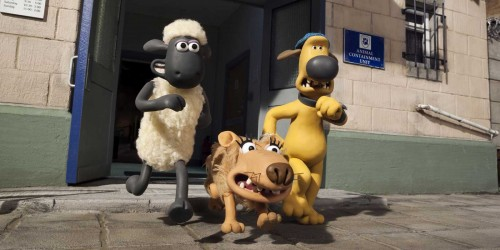 Movie Review: Shaun the Sheep (2015)