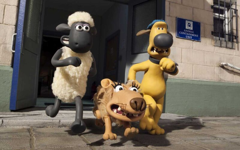 Shaun the Sheep (2015) by The Critical Movie Critics