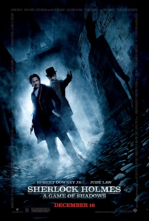 Sherlock Holmes: A Game of Shadows (2011) by The Critical Movie Critics