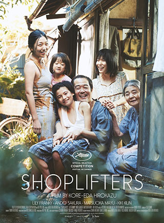 Shoplifters (2018) by The Critical Movie Critics