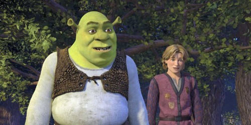 Movie Review: Shrek the Third (2007)