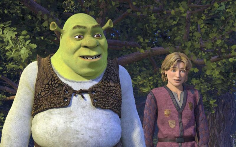 Shrek the Third (2007) by The Critical Movie Critics