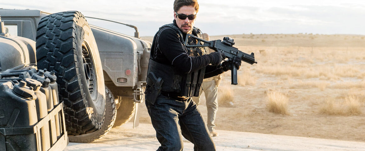Sicario: Day of the Soldado (2018) by The Critical Movie Critics