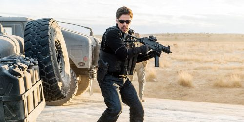 Movie Review:  Sicario: Day of the Soldado (2018)