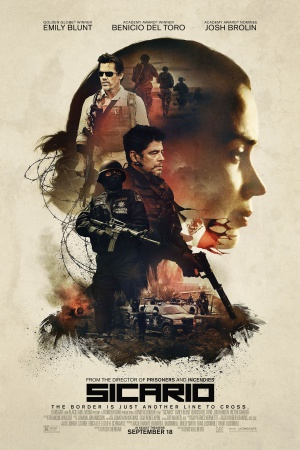 Sicario (2015) by The Critical Movie Critics