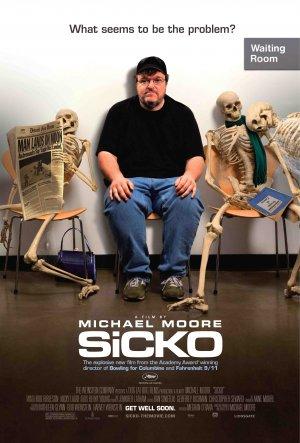 Sicko (2007) by The Critical Movie Critics