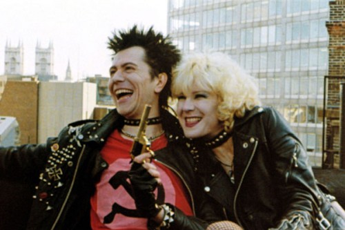 Sid Vicious and Nancy Spungen – Top 10 Criminal Movie Couples