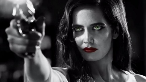 Movie Trailer #2: Sin City: A Dame To Kill For (2014)