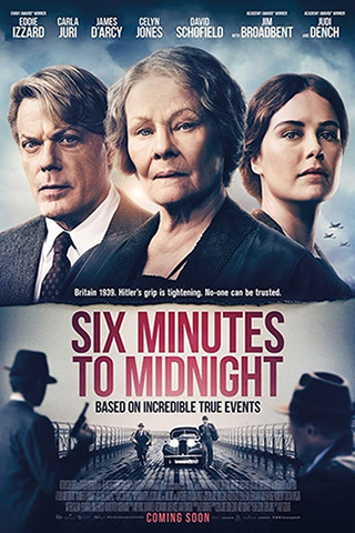 Six Minutes to Midnight (2020) by The Critical Movie Critics