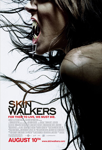Skinwalkers (2006) by The Critical Movie Critics