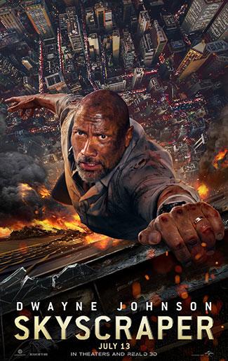 Skyscraper (2018) by The Critical Movie Critics