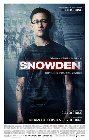 Snowden (2016) by The Critical Movie Critics
