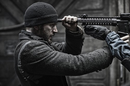 Movie Review:  Snowpiercer (2013)