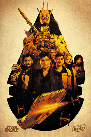 Solo: A Star Wars Story (2018) by The Critical Movie Critics